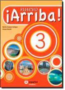 NUEVO ARRIBA 3 - LIBRO DEL ALUMNO+ CD AUDIO - 3ª EDICION