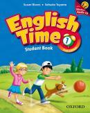 ENGLISH TIME 1 SB WITH AUDIO CD - 2ND ED