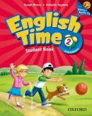 ENGLISH TIME 2 SB WITH AUDIO CD 2ED