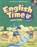 ENGLISH TIME 3 SB WITH AUDIO CD - 2ND ED