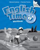 ENGLISH TIME 1 WB W ONLINE PRACTICE - 2ND ED