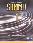 SUMMIT 1 STUDENT´S BOOK WITH ACTIVE BOOK CD ROM - SECOND EDITION