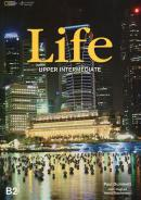 LIFE UPPER INTERMEDIATE SB WITH DVD - BRITISH