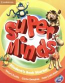 SUPER MINDS BRITISH STARTER SB WITH DVD-ROM - 1ST ED