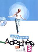 ADOSPHERE 3 - CAHIER D´ACTIVITES - CD-ROM