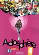 ADOSPHERE 4 - LIVRE DE L´ELEVE + CD