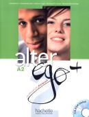 ALTER EGO + 2: LIVRE DE L´ELEVE + CD-ROM
