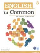 ENGLISH IN COMMON 3 SB WITH CD-ROM & MYLAB - 1ST ED