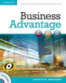 BUSINESS ADVANTAGE INTERMEDIATE SB W DVD-ROM