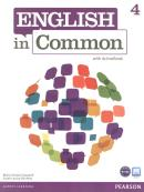 ENGLISH IN COMMON 4 SB WITH ACTIVE BOOK - 1ST ED - WITH CD-AUDIO