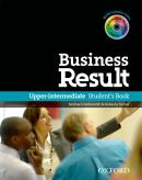 BUSINESS RESULT- UPPER INTERMEDIATE STUDENT S BOOK WITH DVD-ROM