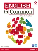 ENGLISH IN COMMON 2 WITH ACTIVEBOOK AND MYENGLISHLAB - 1ST ED