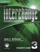 INTERCHANGE 3 STUDENTS BOOK DVD-ROM - FOURTH EDITION