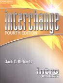 INTERCHANGE INTRO WORKBOOK - FOURTH EDITION