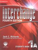 INTERCHANGE 1A STUDENTS BOOK WITH DVD-ROM - FOURTH EDITION