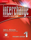 INTERCHANGE 1 TEACHERS BOOK CD-ROM - FOURTH EDITION