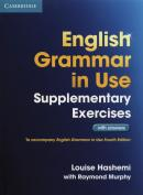 ENGLISH GRAMMAR IN USE SUPPLEMENTARY EXERCISES WITH ANSWERS - 3RD ED