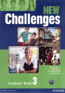 NEW CHALLENGES 3 STUDENT´S BOOK - 2ND ED