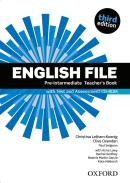 ENGLISH FILE PRE-INTERMEDIATE TB WITH TEST AND ASSESSMENT CD-ROM 3ED