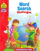 WORD SEARCH - CHALLENGES - AGES 8-UP