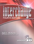 INTERCHANGE 1B WORKBOOK - FOURTH EDITION