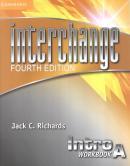 INTERCHANGE INTRO WORKBOOK A - FOURTH EDITION