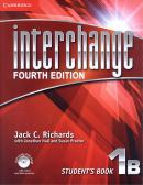 INTERCHANGE 1B STUDENTS BOOK - 4TH ED