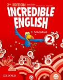 INCREDIBLE ENGLISH 2 ACTIVITY BOOK - SECOND EDITION