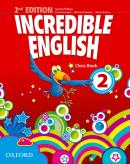 INCREDIBLE ENGLISH 2 CLASS BOOK - SECOND EDITION