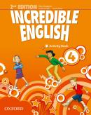 INCREDIBLE ENGLISH 4 ACTIVITY BOOK - 2 ND ED
