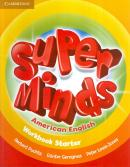 SUPER MINDS AMERICAN ENGLISH STARTER WORKBOOK - 1ST ED