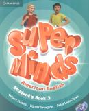SUPER MINDS AMERICAN ENGLISH 3 STUDENT´S BOOK WITH DVD-ROM - 1ST ED