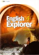 ENGLISH EXPLORER 4 SB WITH MULTIROM - 1ST ED