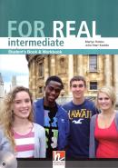 FOR REAL - INTERMEDIATE STUDENT´S BOOK AND WORKBOOK WITH CD-ROM