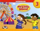 MY LITTLE ISLAND 3 WORKBOOK WITH AUDIO CD