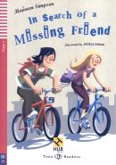 IN SEARCH OF A MISSING FRIEND A1 WITH BOOKLET (AUDIO ONLINE)