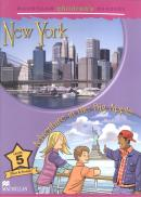 NEW YORK - MACMILLAN CHILDRENS READERS - 5