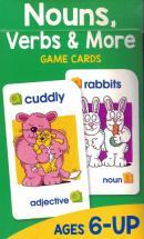 NOUNS, VERBS & MORE - GAME CARDS