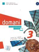DOMANI 3 LIBRO + DVD MULTIMEDIALE