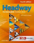 NEW HEADWAY PRE-INTERMEDIATE STUDENTS BOOK AND ITUTOR PACK- WITH CD - FOURTH EDITION