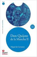 DON QUIJOTE DE LA MANCHA II + CD - NIVEL 3