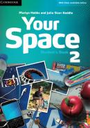 YOUR SPACE 2 STUDENTS BOOK - 1ST ED