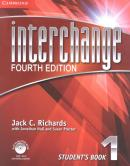 INTERCHANGE 1 STUDENTS BOOK WITH SELF STUDY DVD - ROM AND ONLINE WORKBOOK PACK - FOURTH EDITION