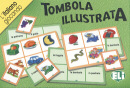 TOMBOLA ILLUSTRATA L´ITALIANO GIOCANDO
