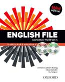 ENGLISH FILE ELEMENTARY MULTIPACK A  -WITH CD (2) - 3RD EDITION