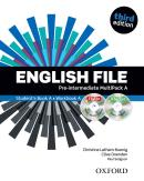 ENGLISH FILE PRE-INTERMEDIATE A WITH ITUTOR AND ICHECKER - THIRD EDITION