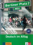 BERLINER PLATZ NEU 2 - LEHR UND ARBEITSBUCH 2 + 2 CDS