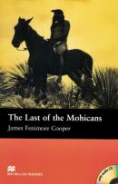 THE LAST OF THE MOHICANS WITH CD (1)  BEGINNER