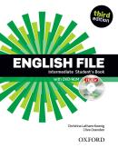ENGLISH FILE INTERMEDIATE STUDENTS BOOK WITH ITUTOR - 3RD ED