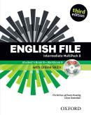 ENGLISH FILE INTERMEDIATE B MULTIPACK - WITH ONLINE SKILLS - 3RD ED